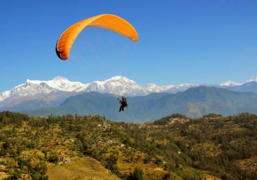 Adventure Sport in Nepal